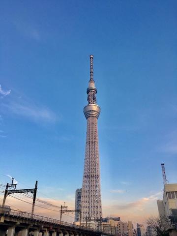 ミニマムに楽しむ東京定番観光名所