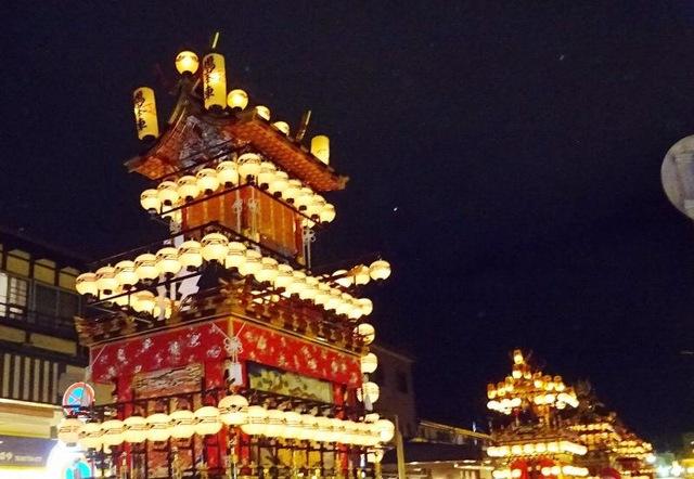 春と秋の岐阜を彩るお祭り!江戸時代の風情を残す豪華絢爛な祭屋台が魅力の「高山祭」