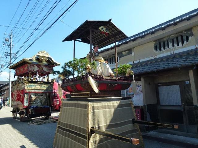 名物の鬼行列と豪華絢爛な「だんじり」が魅力!400年以上続く伊賀上野のお祭り「上野天神祭」