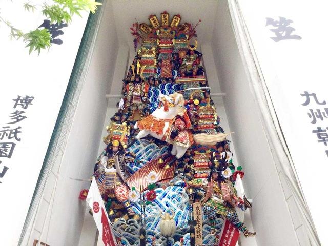 700年以上の伝統を誇る祭り!男たちが熱い「博多祇園山笠」