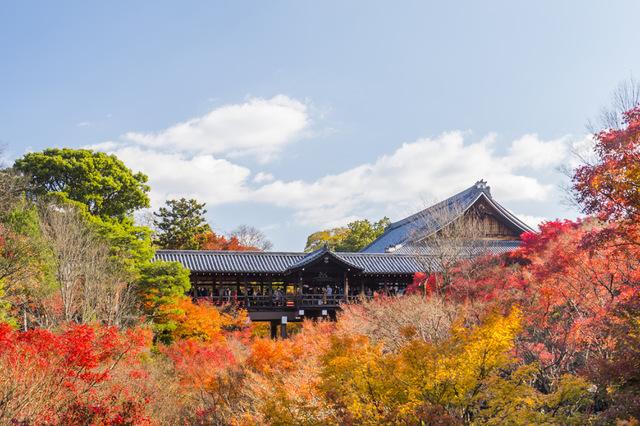 秋(10~11月)の観光特集!おすすめの観光名所まとめ