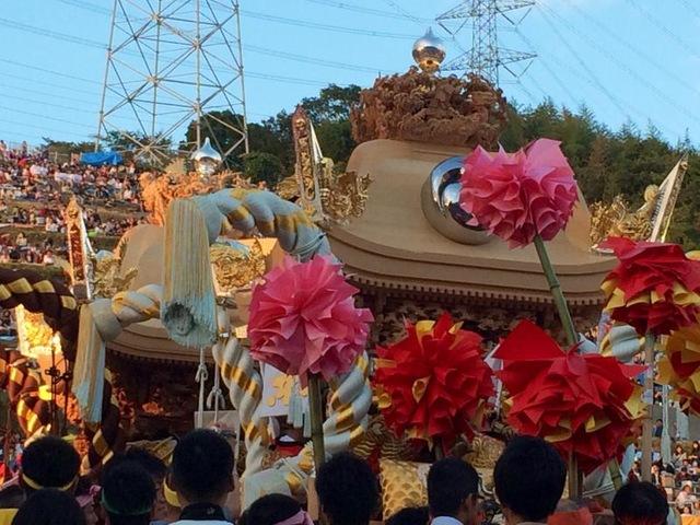「灘のけんか祭り」が開催される松原八幡神社