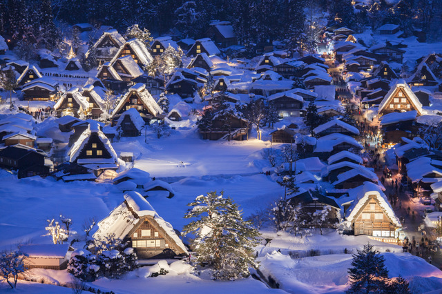 冬(12~2月)の観光特集!おすすめの観光名所まとめ