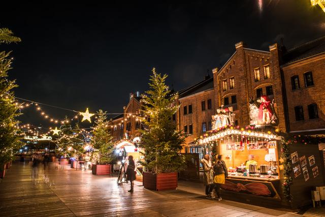 ヨーロッパのイベントが日本に上陸「クリスマスマーケット」
