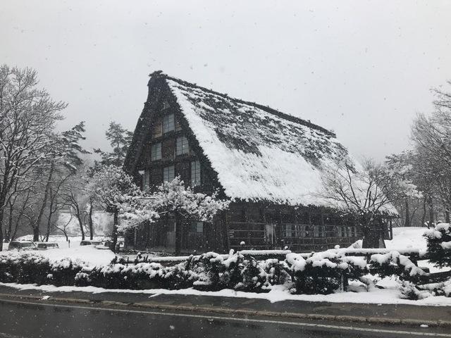 豪雪地帯の生活を体感「白川郷」