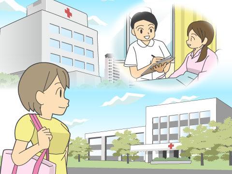 病院と診医院の関係