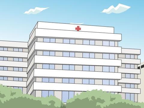 総合病院の成り立ち