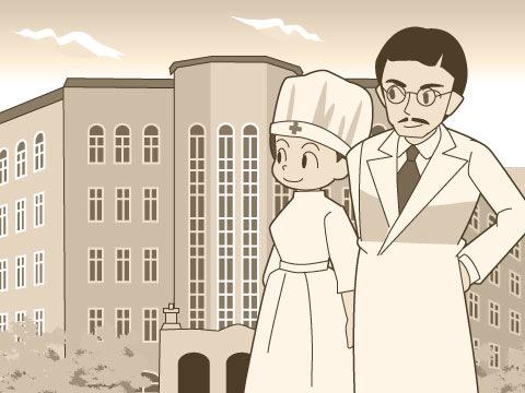 日本での大学病院の歴史