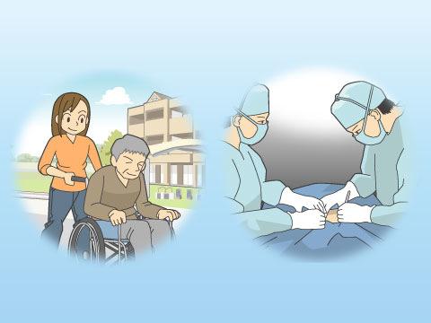 終末期医療の特徴