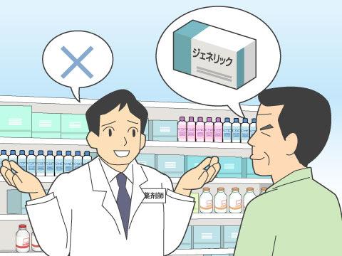 ジェネリック医薬品のデメリット
