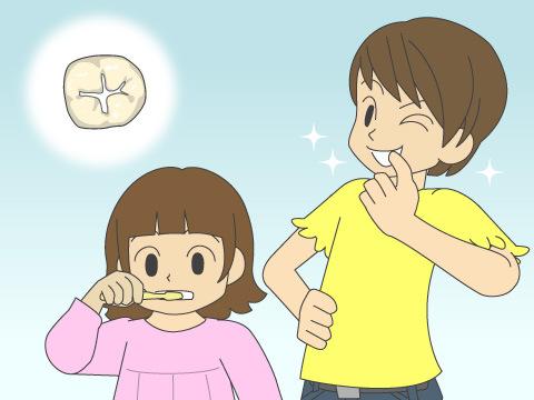 子どもの歯が大切な理由