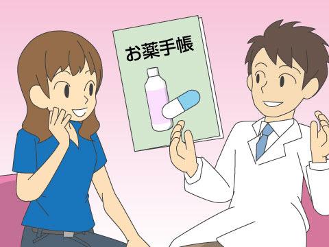 かかっている病気、服用中の薬