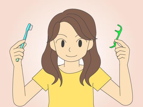 歯ブラシ+アルファ