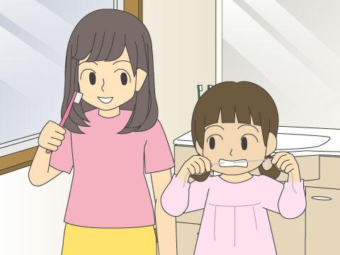 毎日の歯磨きが何より大切