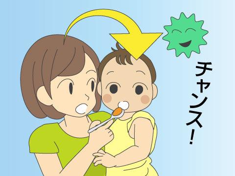 子どもはなぜ虫歯になりやすい?<