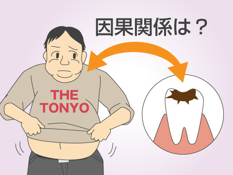糖尿病が虫歯を引き起こす原因