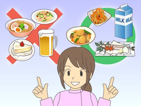 食習慣の改善