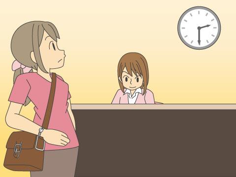診察時間が確保されているかどうか