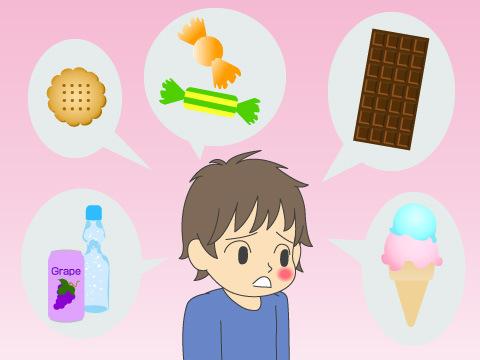 子どもの虫歯の予防法