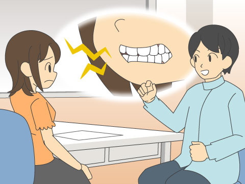 歯ぎしり予防と改善のための対策