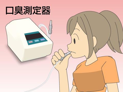 気になる口臭の対策と改善方法