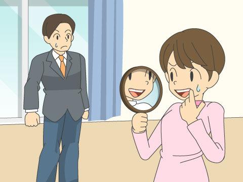 審美歯科治療におけるトラブル