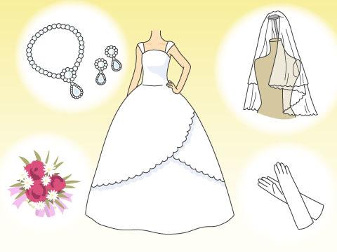 レンタルドレスのメリット