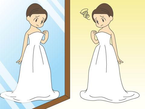 レンタルドレスのデメリット