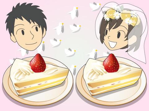 ケーキ入刀の由来