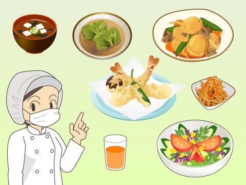美食や健康志向、高まる食への意識
