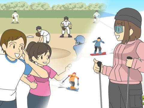 体育的な行事
