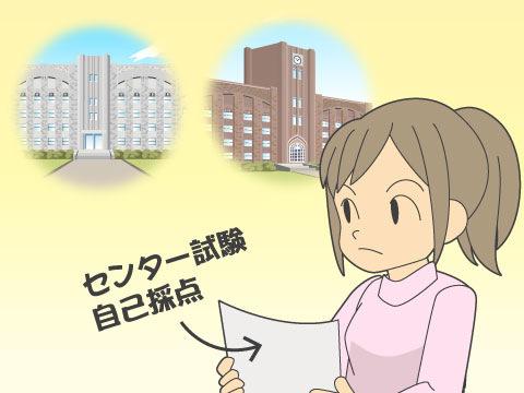 2次試験の出願(1月下旬~2月下旬)