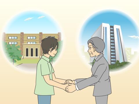 産学連携の詳細