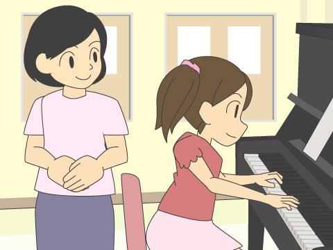 幼稚園で行なう習い事