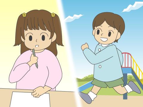 園ごとに一任される幼稚園の方針