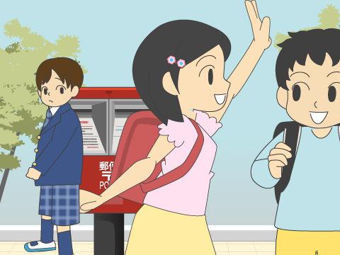 私立小学校の特徴3:「将来の人脈づくり」
