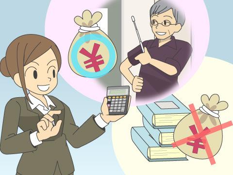 私立・国立中学校の学費