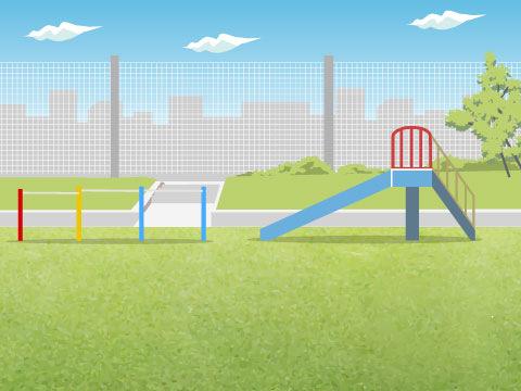 運動場の芝生化