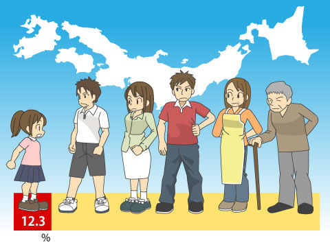 少子化・過疎化に対する教育現場での対策