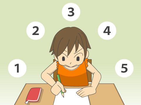 教育に及ぼす5つの影響