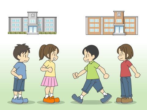 対策1:子どもの切磋琢磨の機会の減少について