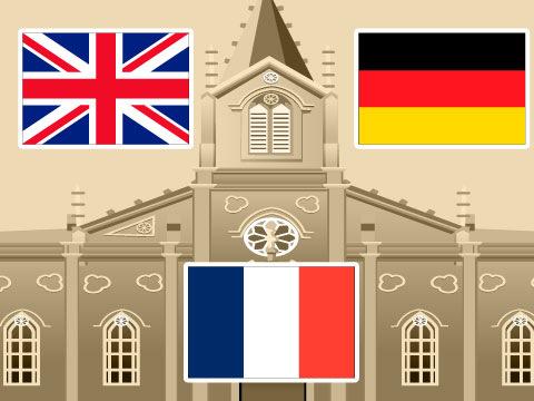 西ヨーロッパの初等教育