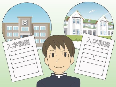 高等学校入学者選抜における一般入試