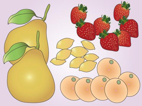 冬が旬の果物
