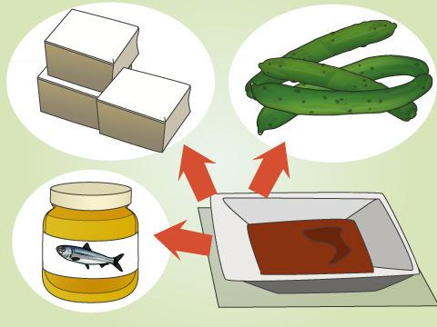 醤油麹の利用法