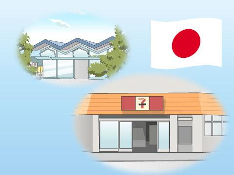日本への進出