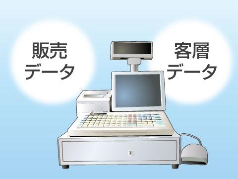POSシステムで取得できるデータ
