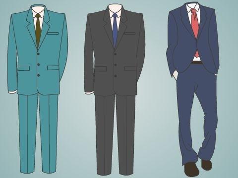 ビジネススーツを格上げする着こなし術