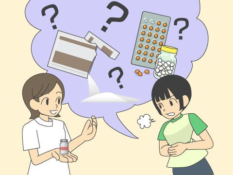 妊娠中のOTC医薬品の使用について