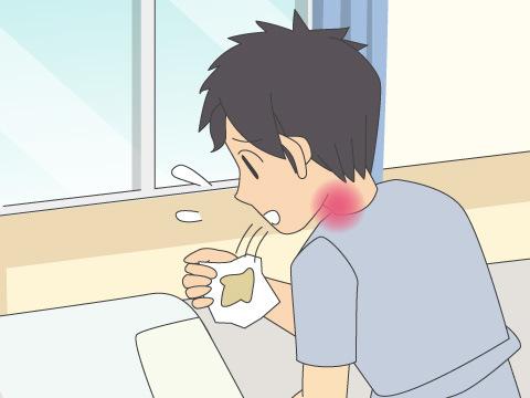 たんが絡むせきの場合(湿性咳嗽)